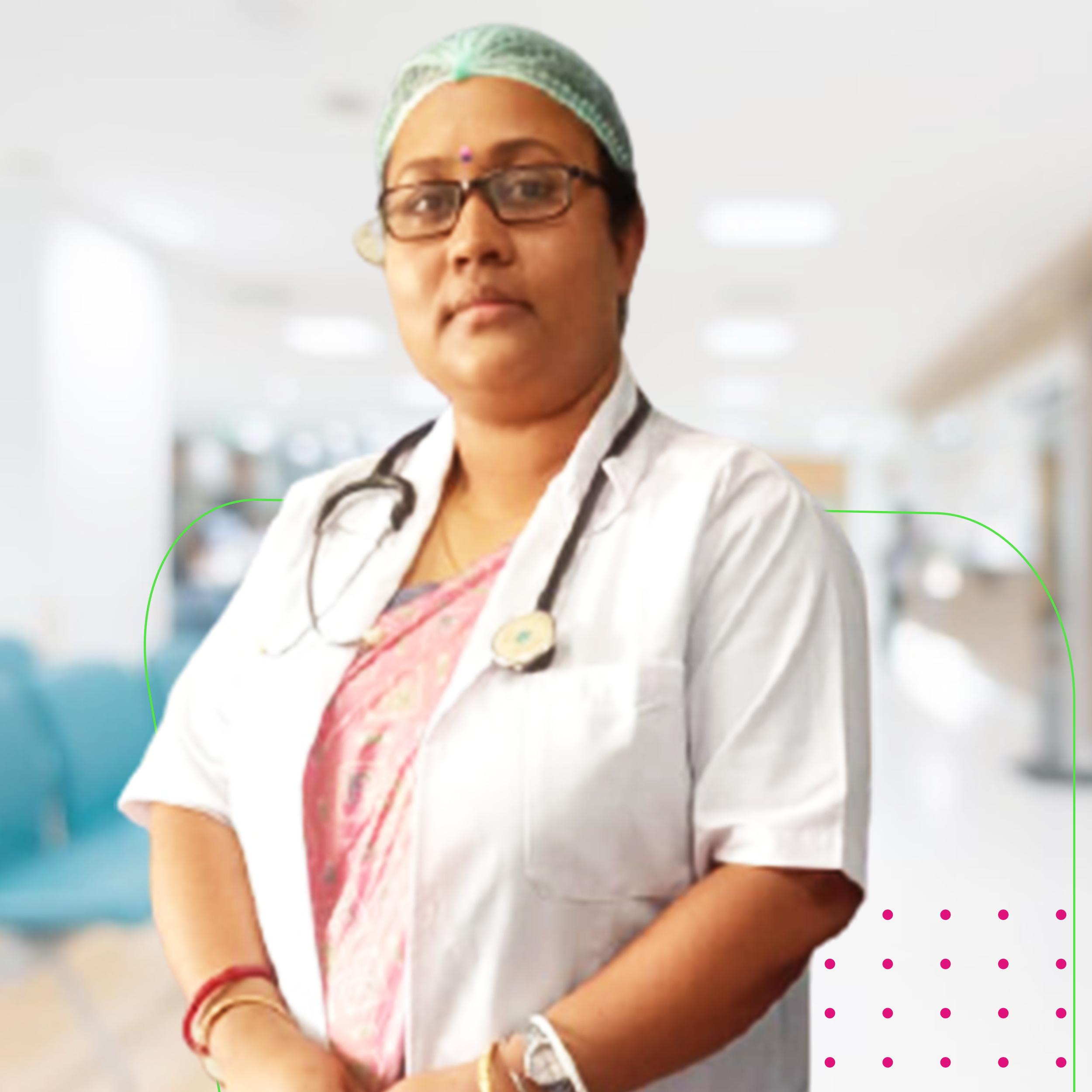 Dr. Gargi Barai (Sarder)